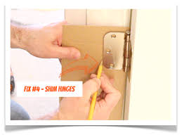 4 simple ways to repair prehung interior doors