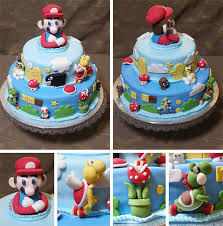 Super Mario Decorations Super Mario Bros Cake Decorations Super Mario Party Supplies Cake