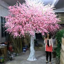 180cm potted artificial flowering tree dongyi