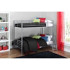 Twin Pine Bed And Breakfast by Mainstays Twin Over Twin Convertible Bunk Bed Multiple Colors