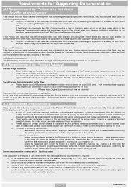 Oral Surgery Assistant Resume S I No 349 2015 Employment Permits Amendment Regulations 2015