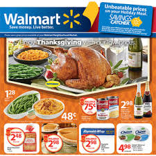 walmart thanksgiving 2014 ad