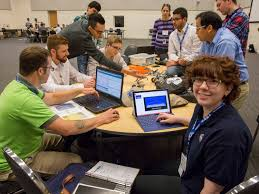 C Programmer Resume Career Day Reveals Future Possibilities To Budding Engineers Nasa