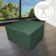 housse pour mobilier de jardin housse de protection étanche pour meuble salon de jardin carré
