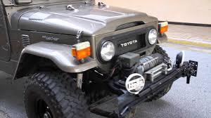 vintage toyota jeep 1978 toyota land cruiser fj40 for sale youtube