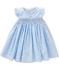 edgehill collection baby 3 24 ditsy floral print flutter