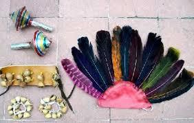 imagenes penachos aztecas caracol azteca buen sonido musica danza prehispanica gratis 690