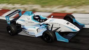 gulf car formula gulf 1000 gavra racing