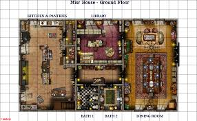 Walton House Floor Plan Floor Plans For Masks Of Nyarlathotep Made By Lolailo Inc Our