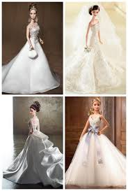 Designer Wedding Dresses Gowns Barbie Wears All The Best Designer Wedding Dresses Bridal Musings