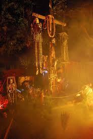 Halloween Lighting Effects Ideas by