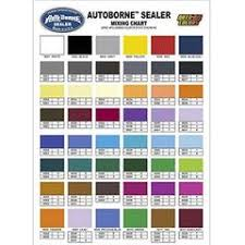 airbrush paint color charts maple airbrush supplies
