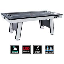 espn 84 inch air powered hockey table md sports your best