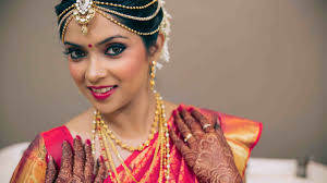 bridal makeup for south indian