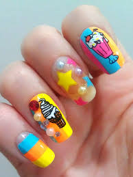 funky nail art game image collections nail art designs