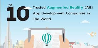 Top Design Firms In The World Top 10 Trusted Augmented Reality Ar App Development Companies In