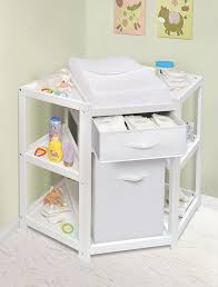 amazon baby changing table nice baby corner changing table amazon com badger basket diaper
