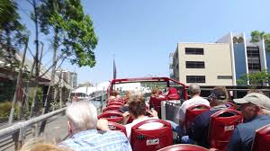 hop on hop sydney australia on a hop on hop open top decker tourist