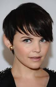 short hair over ears longer in back short hairstyles with bangs 2013 short hairstyles for women 2015