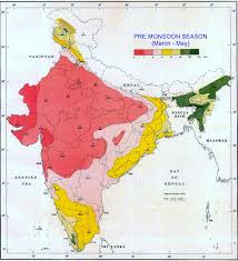 Map Of Monsoon Asia by The Indian Monsoon For The Changing Planet