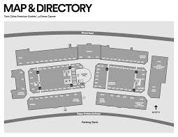 Great Mall Store Map Seattle Premium Outlets Map Chicago Map