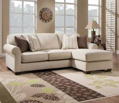 Mini Sectional Sofas Interesting Sectional Sofas In Small Spaces 29 With Additional