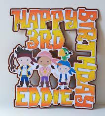 jake and the neverland pirates birthday invites invitations jingvitations page 9