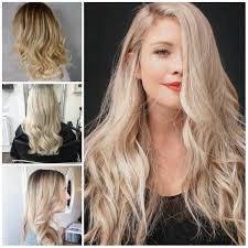 light hair colors best color ideas trends in 2017 2018 for light