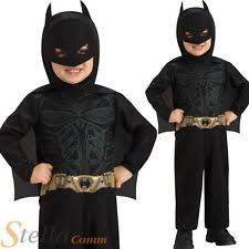 Batman Dark Knight Halloween Costume Boys Fancy Dress Costumes Batman Ebay