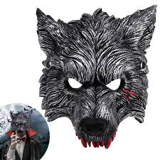 nicexmas wolf mask wolf head mask for halloween costume masquerade