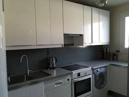 ikea hotte de cuisine hotte de cuisine d angle cuisine ikea abstrakt en blanc occasion