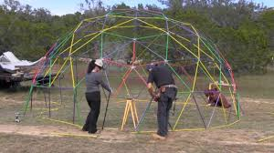 Dome Home by Building A Geodesic Dome Living Spaces Gardens And Craft