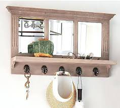 entry shelf entryway mirror shelf hallway mudroom entry wall shelf w hooks i
