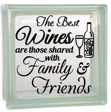 20 best decals images on pinterest wine quotes bottle and champagne