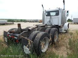 2000 peterbilt 379 semi truck item da1571 sold august 1