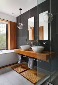Best  Wooden Bathroom Ideas On Pinterest Hotel Bathroom - Bathroom designs and ideas