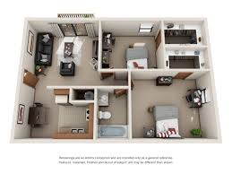 floor plans forest village and woodlake student living
