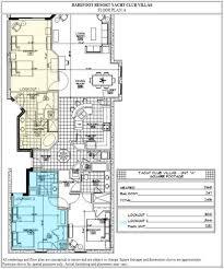 yacht floor plans yacht club villas floorplans