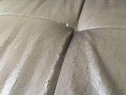 renovation cuir canapé rénovation canapé en simili cuir skai sofolk