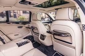 luxury bentley interior bentley mulsanne ivory interior kiseki studio