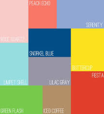 colour of 2016 fashion forecasts