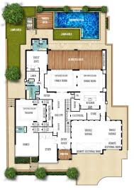 tri level floor plans split level home designs new split level house plans with walkout