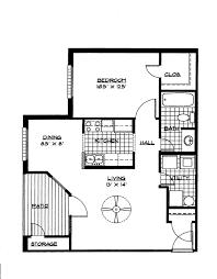 1 Bedroom Cottage Floor Plans Apartments Building A One Bedroom House Bedroom Apartment House