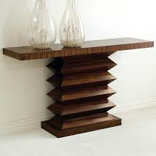 contemporary wood console tables u2013 launchwith me