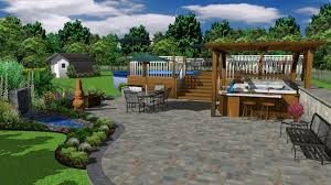 virtual landscape design free online incredible landscaping ideas
