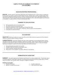 resume sle of accounting assistant job summary report senior sales representative sle job description resume