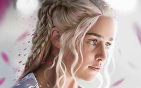 coco 2017 animation 4k wallpapers emilia clarke as daenerys targaryen artwork 4k wallpaper