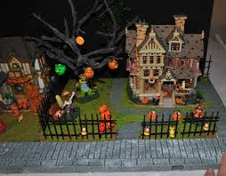 Lemax Halloween Houses by Village Vignettes