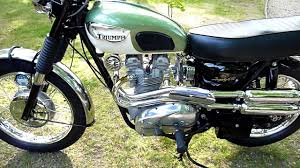 triumph motocross bike triumph tr6c 1966 mts youtube