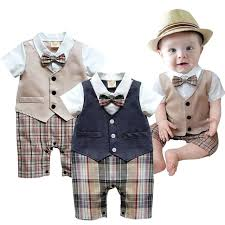 aliexpress buy baby boy romper baby college waistcoat